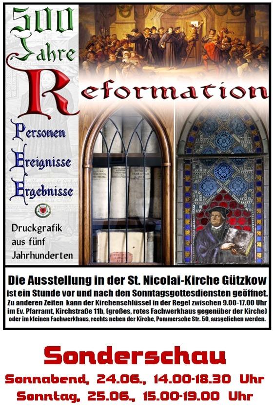 2017_06-12 Plakat Reformationsausstellung Sonderschau